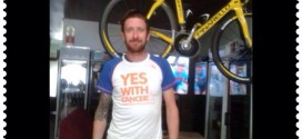 Bradley Wiggins YES WITH CANCER
