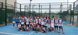 Campeonato de padel en Calatayud a beneficio de YES WITH CANCER