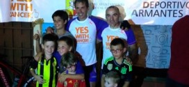Reto Calatayud para YES WITH CANCER