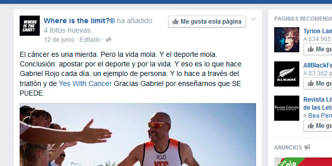 Where is the limit - YES WITH CANCER